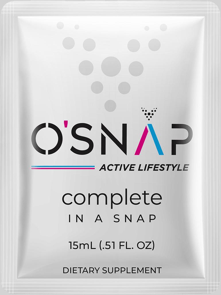 VIP Active Lifestyle - La Palma CA | Kyle McGregor - Local O'snap Representative | O'snap Complete Snap Pack